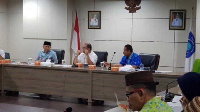 Gubernur Minta Bakeuda Bangka Belitung Optimalkan Potensi Pajak Air Permukaan dan Alat Berat