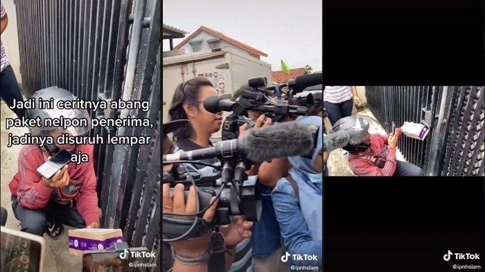 Ogah Klarifikasi dan Ketemu Wartawan, Nissa Sabyan dan Keluarga Minta Paket Dilempar