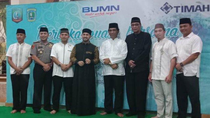 PT Timah Tbk adakan Safari Ramadan di Belitung Timur