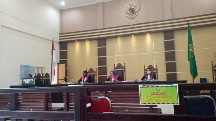Saksi Ahli Tak Datang, Sidang Perkara Tambang Ilegal di PN Sungailiat Ditunda