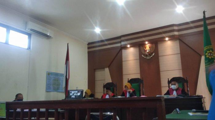Pencuri Ancam Korban dengan Parang Dituntut Hukuman 1 Tahun Penjara