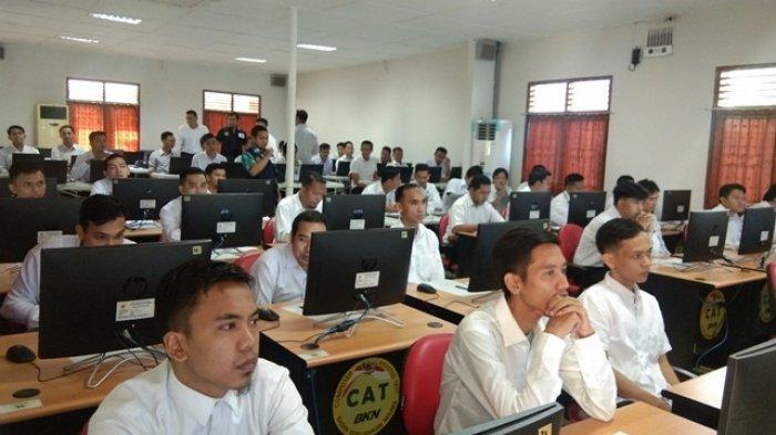 Peserta CPNS Kabupaten Bangka Tengah Diingatkan Tak Datang Terlambat, Ini Resikonya
