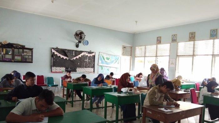 520 Peserta Ikuti Ujian SBMPTN di SMAN 1 Pangkalpinang