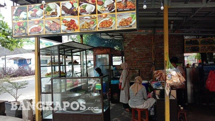 Beberapa Strategi Warung Ayam Jimbronk Menjelang Ramadhan dalam Penjualannya saat Covid-19