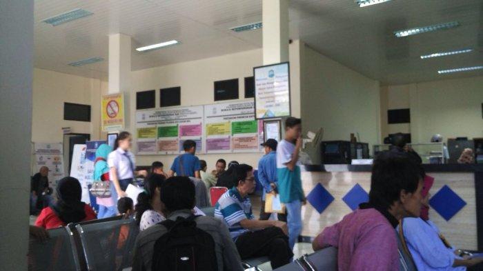 Jelang Pemilu Warga Pangkalpinang Ramai Rekam KTP