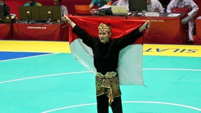 Indonesia Tambah 2 Emas dari Pencak Silat, Ini Update Perolehan Medali Asian Games 2018