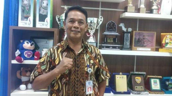 Persiapan Popnas 2021, Kadiskepora Tegaskan Atlet Popda Bangka Belitung Jangan Ada yang Main-main