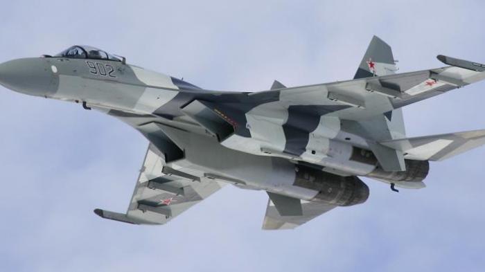 11 Unit Bakal Dikirim untuk Indonesia, Ini Kehebatan Pesawat Tempur non Siluman Terbaik SU-35
