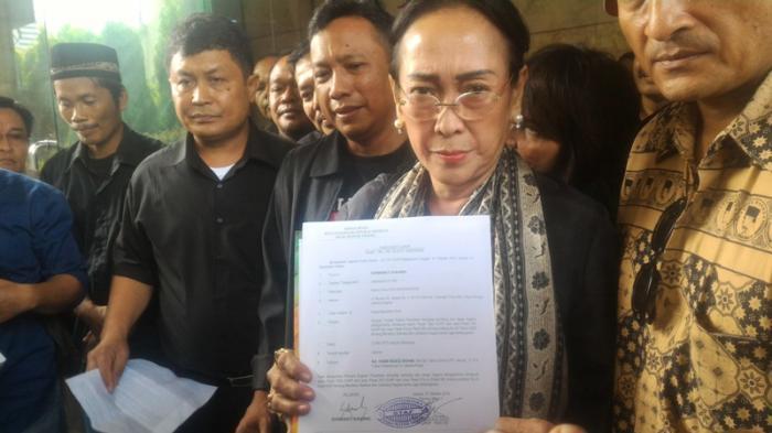 Putri Bung Karno Laporkan Habib Rizieq ke Bareskrim, Ternyata karena Hal Ini