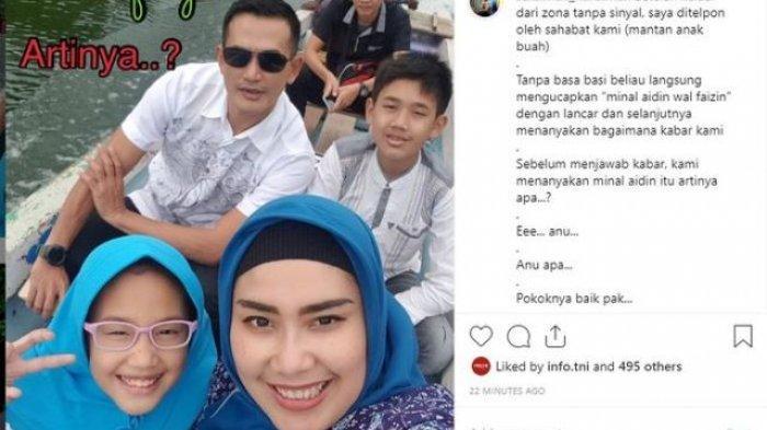 Sosok Sulaiman Hardiman Perwira TNI yang Mundur Penyayang Keluarga, Begini Pesan Terakhirnya