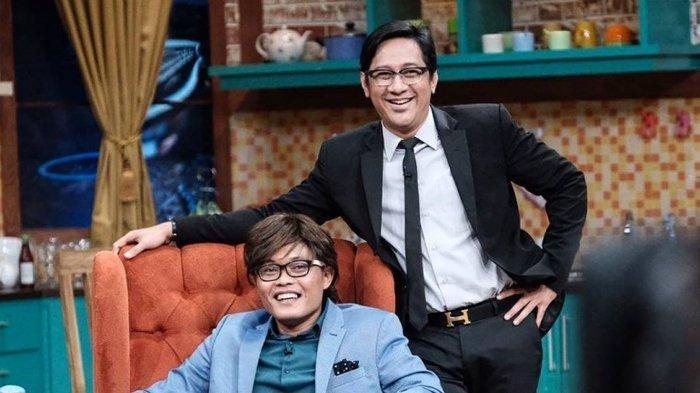 Usai Diistirahatkan dari Net TV, Ini Ungkapan Hati Sule ke Andre Taulany Buat Rina Nose Menangis
