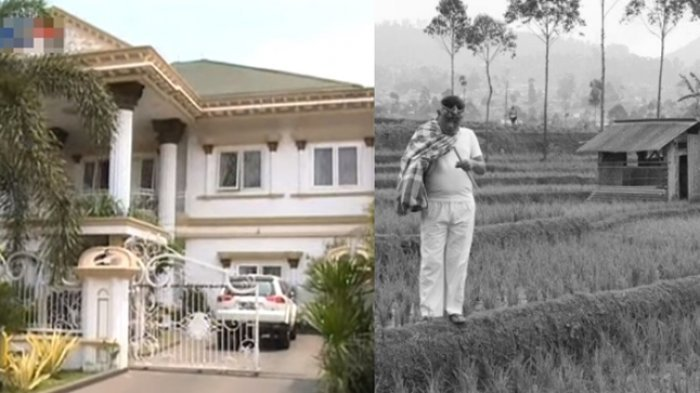 Sule Datangi Rumah Andre Taulany Ngaku Rumah Mewahnya Terancam Disita Karena Utang Rp 3,7 Miliar