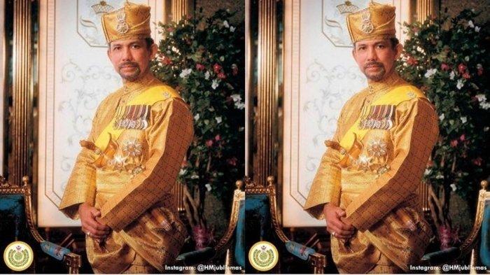 Sultan Hassanal Bolkiah Miliki Kekayaan Rp286 Triliun, Begini Cara Dia Belanjakan Hartanya