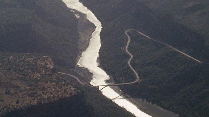 FAKTA Sungai Nil, Sungai yang Jadi Tempat Tinggal Reptil Sepanjang 6 Meter