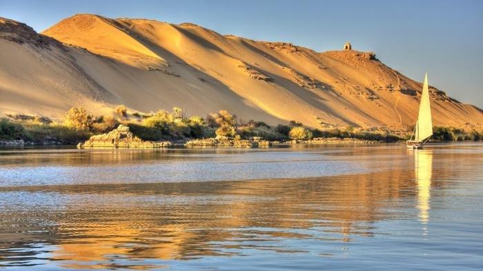 Terungkap Ini Penyebab Sungai Nil yang Sudah Berusia Lebih dari 30 Juta Tahun Tak Pernah Mengering