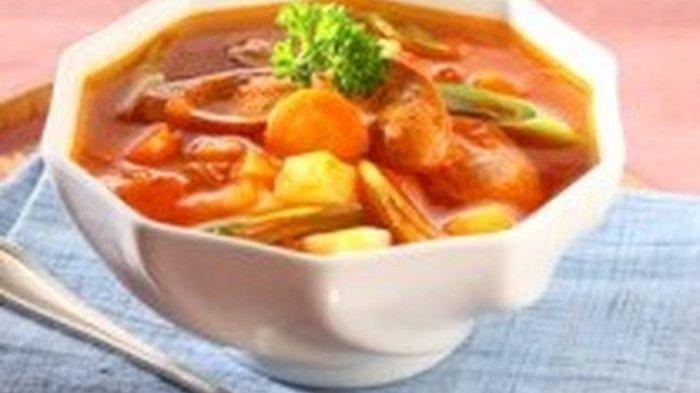 Stop Singkirkan Tomat Dalam Sup! Ini Alasannya