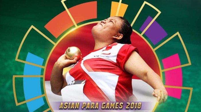 Suparniyati Sandang Nama Baru dari Menpora Seusai Raih Emas Asian Para Games 2018