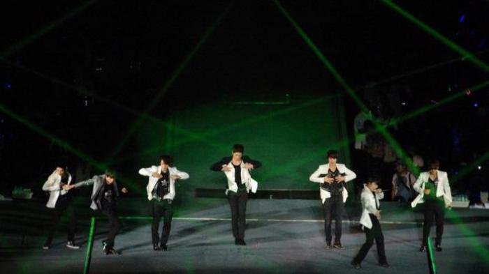 Super Junior Akan Manjakan Penggemar Kpop Tanah Air di HUT Ke-19 Transmedia