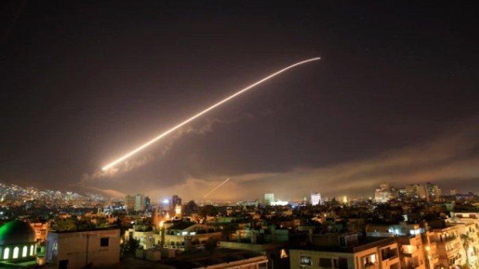 Negara-negara Arab Tak Bahas Serangan Rudal AS dan Sekutunya ke Suriah