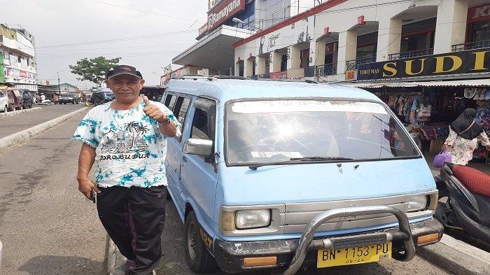 LIPSUS -  Nasib Angkot di Ibukota Provinsi Kepulauan Bangka Belitung