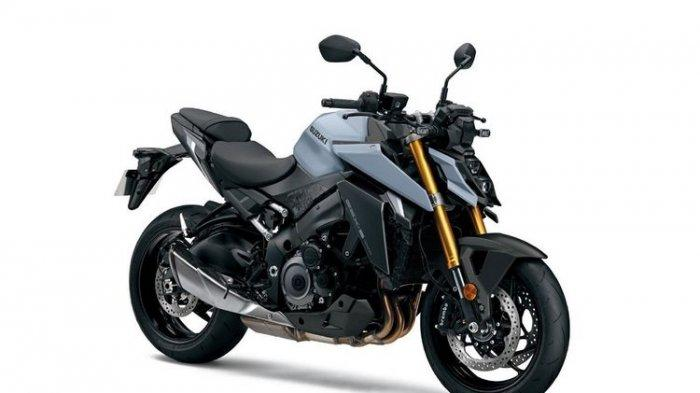 Tampang Serba Lancip, Ini Penampakan Suzuki GSX-S1000 Model 2022