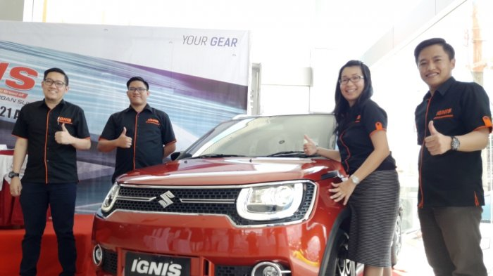 Suzuki Ignis Desain Baru Bercita Rasa SUV