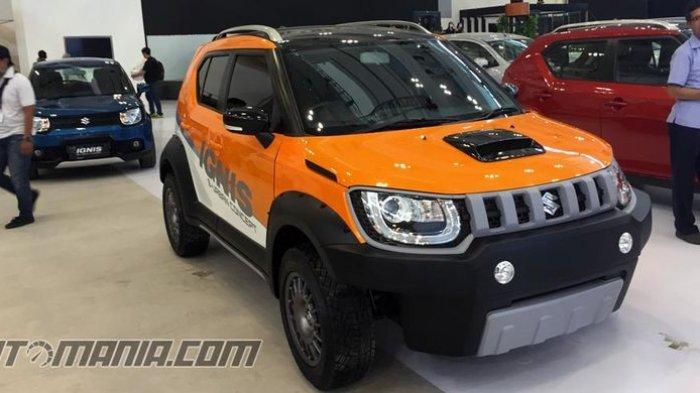 Ingin Beli Mobil Baru, Deretan Harga 'City Car' di Bawah Rp 200 Juta' Terbaru Tahun 2019