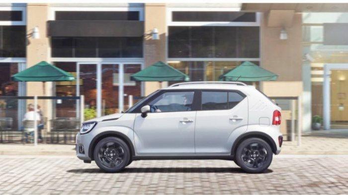 Tampil Mungil dan Stylis, Ignis Jadi Mobil Andalan di Kelas Suzuki
