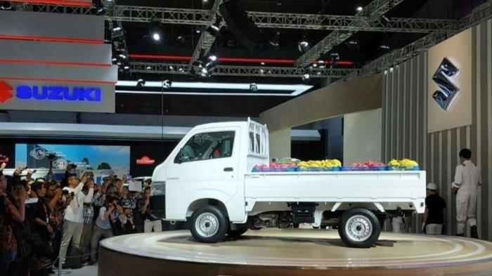 Miliki Berbagai Keunggulan, PT Jagorawi Motor Tawarkan Promo Menarik Khusus Suzuki New Carry Pick Up