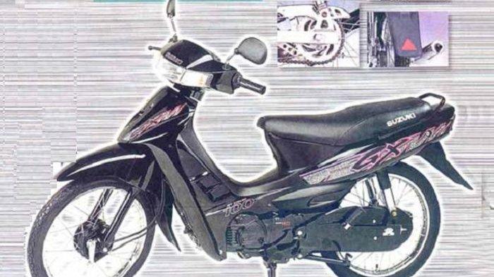 SBY Koleksi Motor Legendaris 2-Tak Suzuki Tornado
