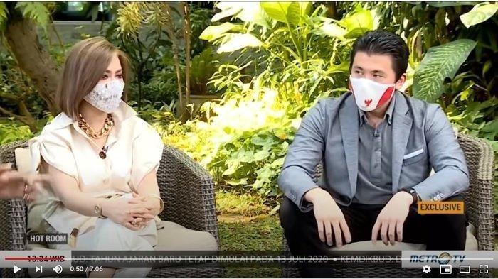 Reino Barack Tiba-tiba Rasakan Keanehan dalam Rumah Tangganya Setelah Satu Tahun Menikahi Syahrini