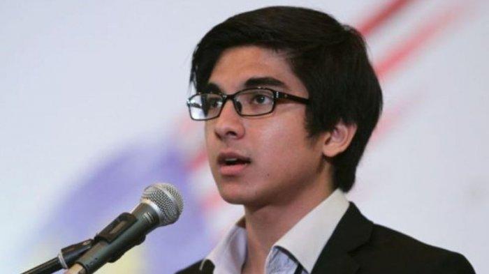 Saddiq Abdul Rahman Menteri Termuda di Malaysia