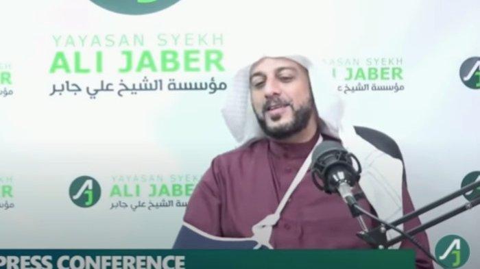 Amalan Syekh Ali Jaber Sebelum Tidur yang Dilakukan Sampai Wafat, Ikut Petunjuk Rasulullah