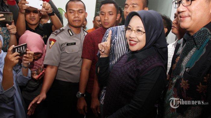 Sylviana Murni Sebut Dana Hibah Ditandatangani Jokowi