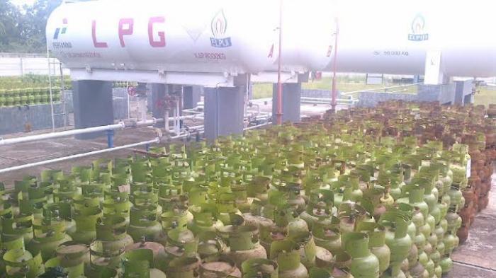 Pemkab Bangka Tengah Tetapkan HET Gas Elpiji Subsidi 3 Kg R p19.000, Ini Sasaran yang Berhak