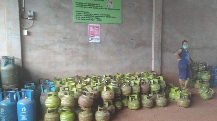 Warga Kesulitan Beli Gas 3 Kg di Toboali, Pangkalan Ini Akui Pasokan Terlambat Masuk