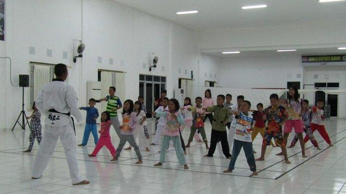 Taekwondo Club Korem 045/Gaya Resmi Berdiri