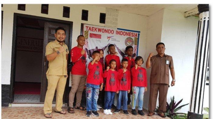 7 Atlet STC Diturunkan Ikuti Kejurnas Taekwondo Black Tiger Indonesia AAU di Yogyakarta