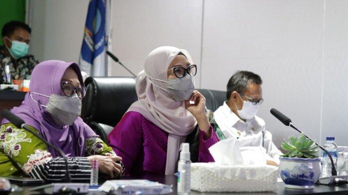 Ketua Dekranasda Bangka Belitung Motivasi Pengrajin, Terus Berkarya di Masa Pandemi Covid-19