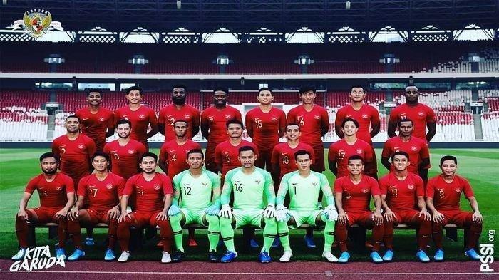 Imbas Wabah Virus Corona Covid-19, Ranking FIFA April 2020, Posisi Timnas Indonesia di Sini