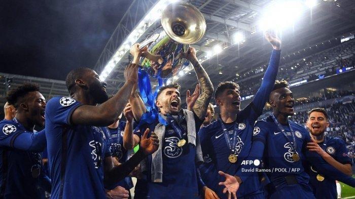 Taklukkan Man City, Ini 6 Fakta Unik pada 2012 yang Terulang Saat Chelsea Juarai Liga Champions 2021