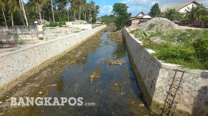 BPBD Bangka Petakan 38 Titik Rawan Banjir