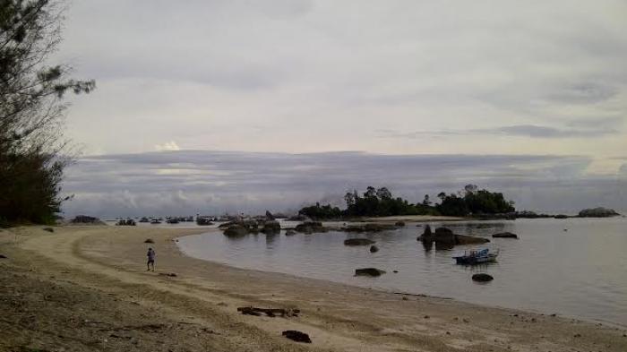 Walhi Pun Protes Tambang Laut Beroperasi di Laut Belinyu