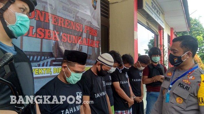 Anggota Brimob Polda Bangka Belitung Dikeroyok, Pelakunya Terancam 5 Tahun Penjara