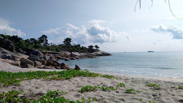 Pantai Tikus Bangka, Potensi Alami Begitu Memukau yang Tak Dimiliki Daerah Lain