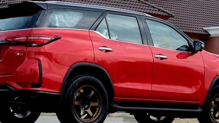 Miliki VSC dan HSA untuk Semua Tipe, Lihat Perbedaan Toyota Fortuner Model Lama dengan Facelift?
