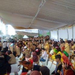 Meski Telat, Erzaldi Tetap Hadiri Pembukaan PPMN di Bangka Tengah