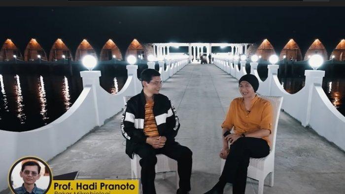 Gara-gara Konten Ini, Anji dan Hadi Pranoto Resmi Dilaporkan ke Polisi