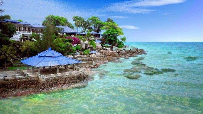 tanjung pesona beach