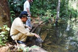 Warga Dalil Tolak Program Hutan Raya 55 Hektare